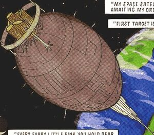 The Egg Satellite