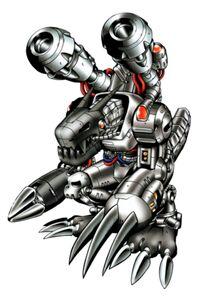 Lord Machinedramon