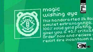 Magic Wishing Eye Ad