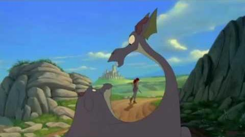 Quest for Camelot Ruber captures Kayley HD