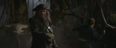 Teach vs Barbossa