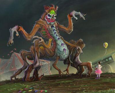 The Monster Clown