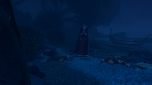 Gothel betraying Stabbingtons