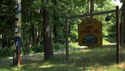 The Camp Crystal Lake