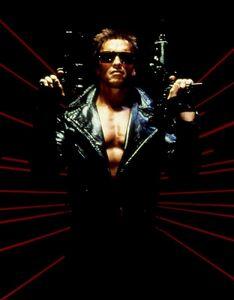 The Terminator as Human