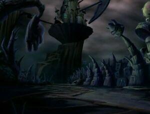 The Dark World (Toy Warrior)