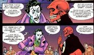 Joker with Red Skull