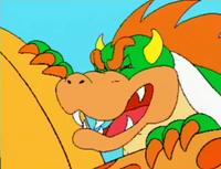 Bowser's laugh