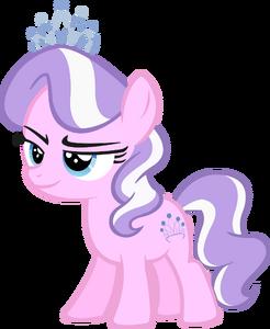 Diamond Tiara vector