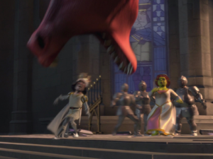 Farquaad's Death