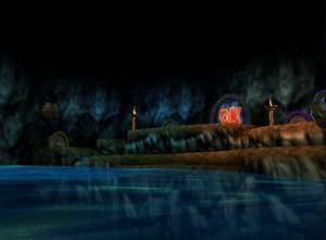 Krem-Isle (Gloomy Galleon)