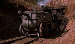 The Loveless Train