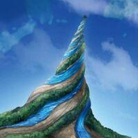 The Spiral Mountain
