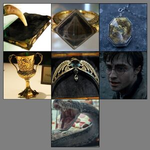 The Horcruxes