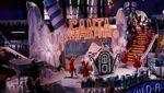 The Santa Stage