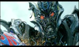 Galvatron (TFCU) evil stare