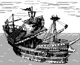 Kaptain K. Rool's Gangplank Galleon