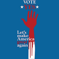 Let's make America great again.