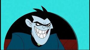Dr. Drakken evil grin
