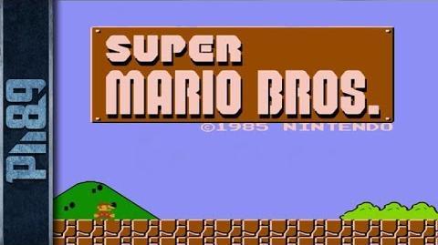 Super Mario Bros. (1985) Full Walkthrough NES Gameplay Nostalgia