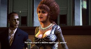 Bibi załamana tym, że jej występ się nie udał