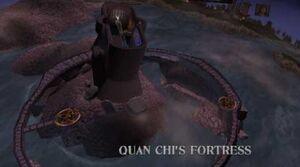 Quan Chi's Fortress