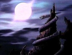 Sinister Snake Mountain