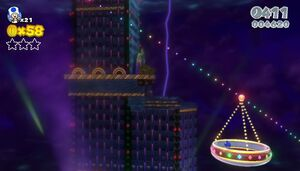 Great Tower of Bowser World