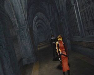 Inside Ultimecia's Castle
