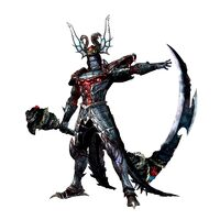 Lord Orochi the Serpent King