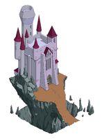 The Castle Burns