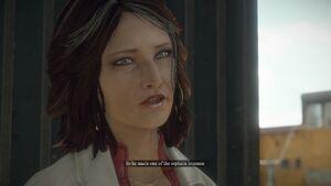 Isabela wyjaśnia, że jedna z sierot Carlito jest odporna