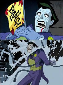 Joker death comparison