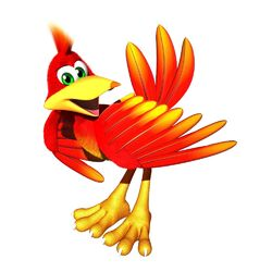 Kazooie the Bird