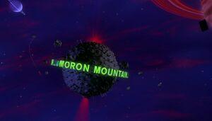 The Moron Mountain