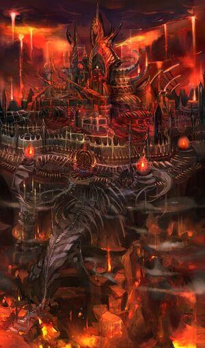 The Underworld (Kid Icarus)