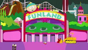 Decommissioned Cartmanland