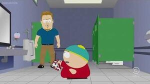 South Park Cartman Tries to Frame PC Principal for Touching Butters