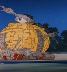The Mini Technodrome