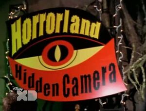 HorrorLand Hidden Camera