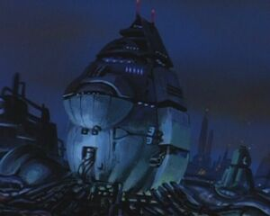 Doctor Robotnik's Headquarters