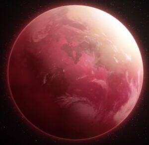 Planet Dathomir