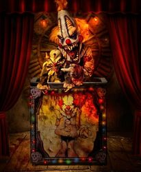 The Monster Clowns