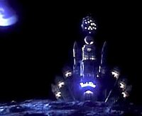 Rita Repulsa's Moon Palace