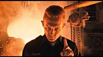 Terminator 2 T1000 Death l 4K 3D Remastered