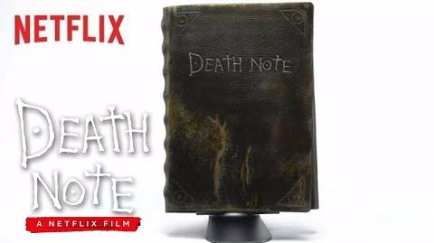 Death Note Introducing The Death Note Netflix