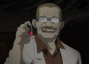 Gold-Toothed Doctor