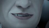 Dracule evil smirk