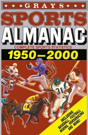 The Grays Sports Almanac