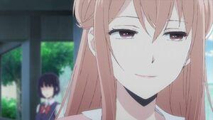 Akane Minagawa's evil smile